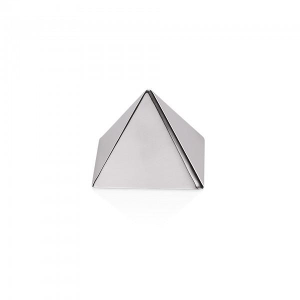Pyramidenform - Chromnickelstahl