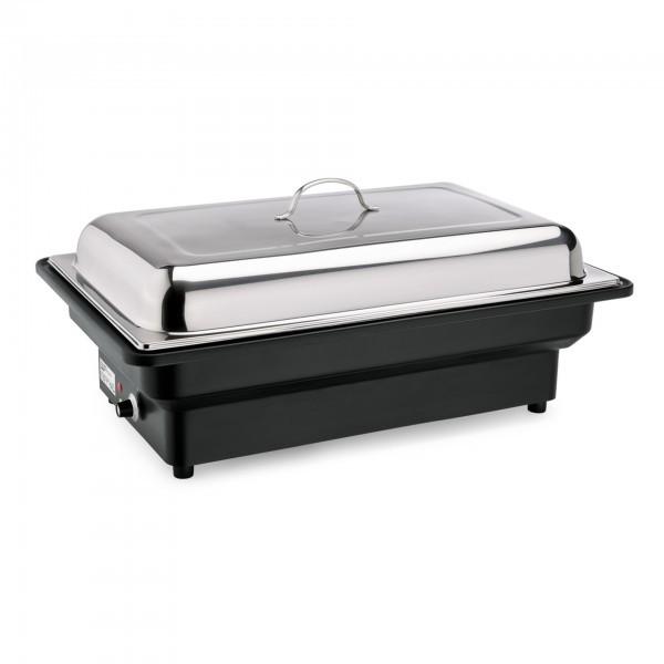 Elektro Chafing Dish - Kunststoff - mit Regelthermostat - extra preiswert - 1460 502