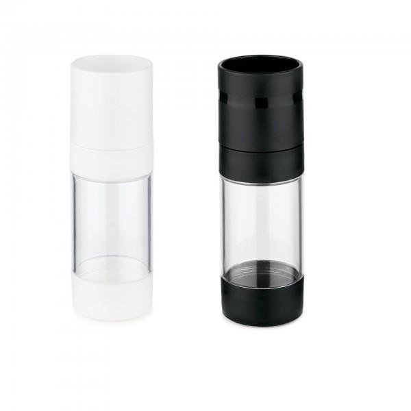 Pfeffermühle & Salzstreuer - Polystyrol - weiß oder schwarz - 2445140