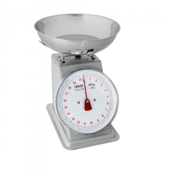 Waage - Skalierung bis 20 kg – Unterteilung 100 g