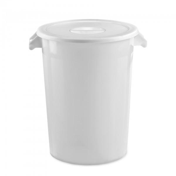 Zutaten- / Lagerbehälter - Kunststoff - mit Deckel