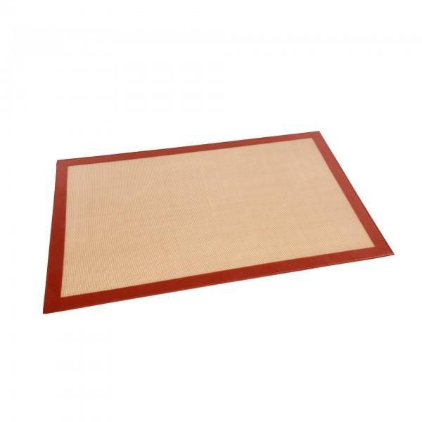 Backmatte - fiberglas verstärktes Silikon - rechteckig