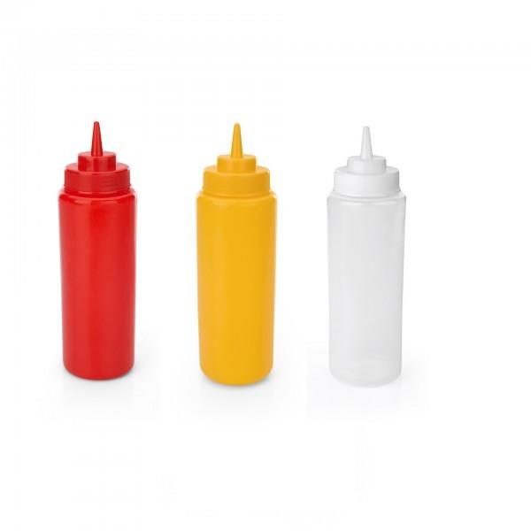 Quetschflasche - Polyethylen - versch. Farben