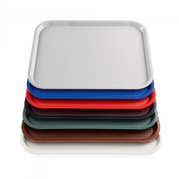Tablett - Serie 9220 - Polypropylen - versch. Farben - Stapelnocken - premium Qualität