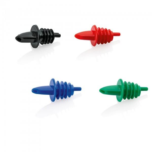 Ausgießer - Kunststoff - versch. Farben - mit Lüftungsrohr