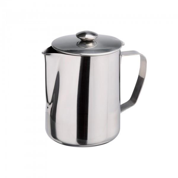 Kaffeekanne - Chromnickelstahl - hochglanzpoliert - premium Qualität