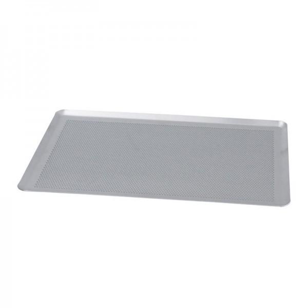 Backblech - Aluminium - 3 mm Perforierung
