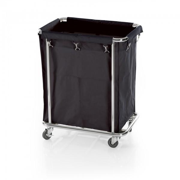 Ersatzwäschesack - Kunststoff - schwarz