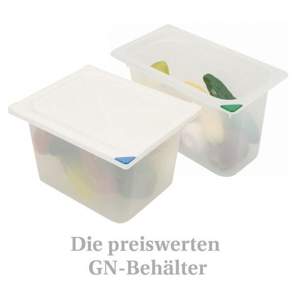 GN-Deckel - Kunststoff - Serie 89 - BPA frei