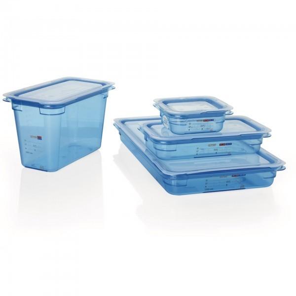 GN-Behälter - ABS - transparent - Serie 88