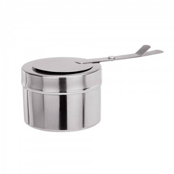 Brennpastenbehälter - Chromnickelstahl