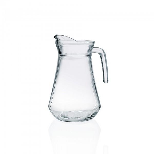 Krug - Glas - mit Eislippe