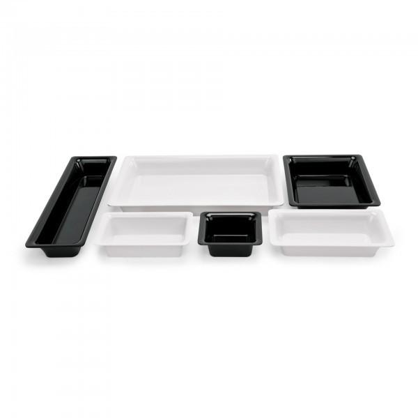 GN-Behälter - Serie Buffet-Line - Melamin - glatter Rand - premium Qualität