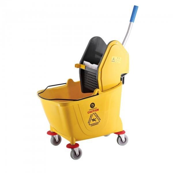 Fahreimer - Kunststoff - gelb