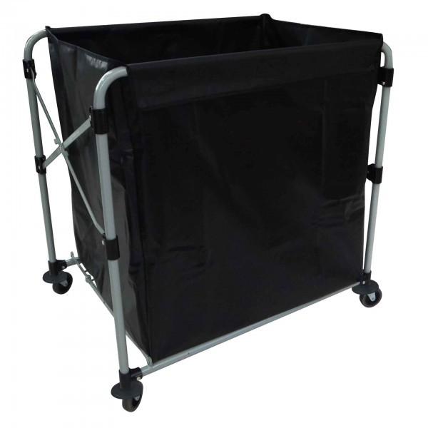 Wäschewagen ● klappbar ● 300 Liter ● Abm. 89,5 x 66 x 86 cm