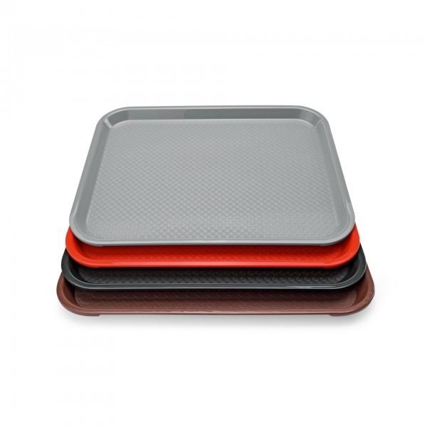Tablett - Serie 9520 - Polypropylen - versch. Farben - Stapelnocken - extra preiswert
