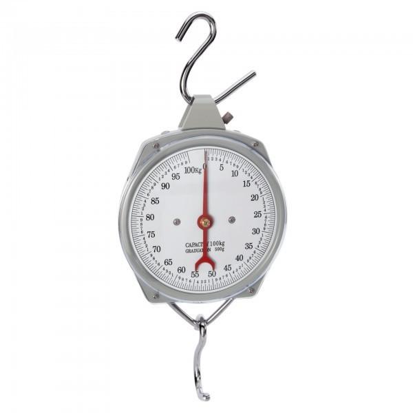 Waage - Skalierung bis 100 kg – Unterteilung 500 g