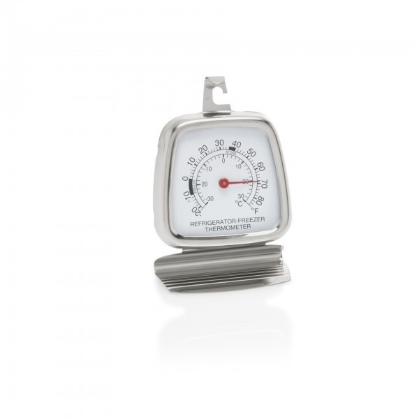 Kühlraumthermometer - Edelstahl