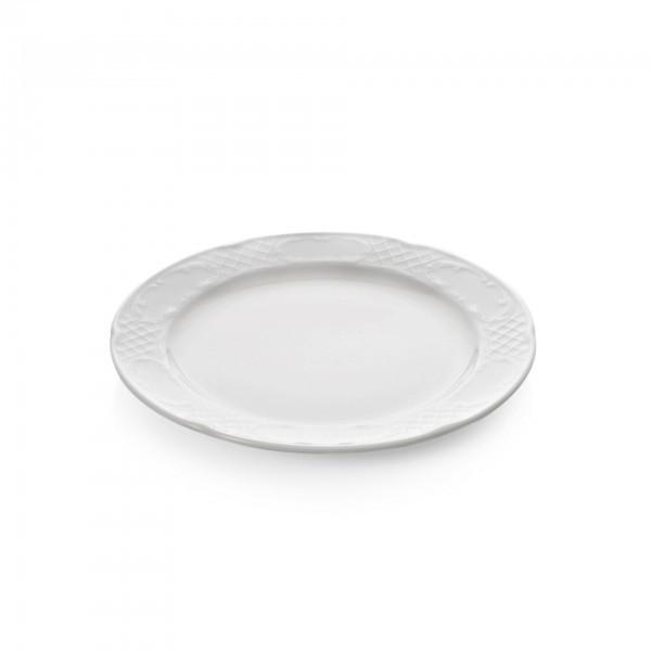 Teller - Serie Bavaria - Porzellan - flache Ausführung - premium Qualität