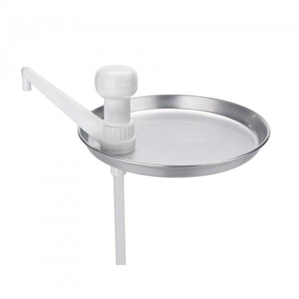 Eimerpumpe - Aluminium - pro Hub 30 ml