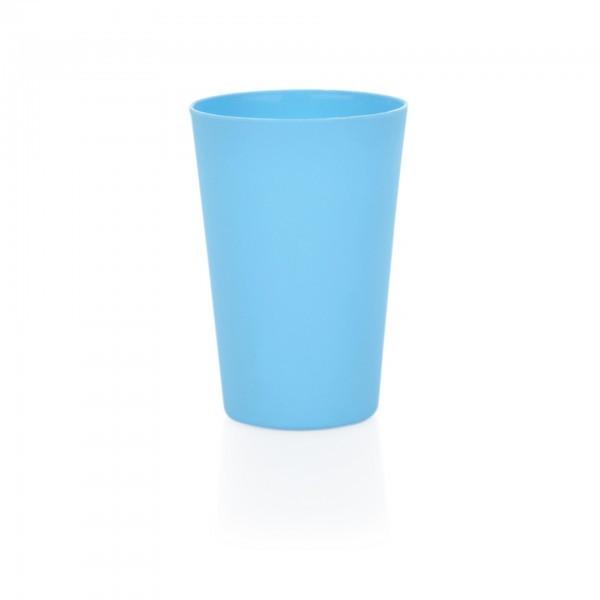 Becher - Polypropylen - blau