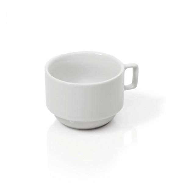 Cappuccino-Tasse - Porzellan