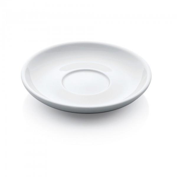 Untertasse - Serie Italia - Porzellan - für Espresso doppio Tasse 4999.018 - premium Qualität