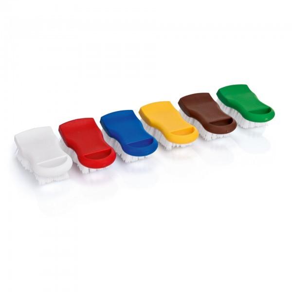HACCP Schneidbrett- / Küchenbürste - Polypropylen - div. Farben