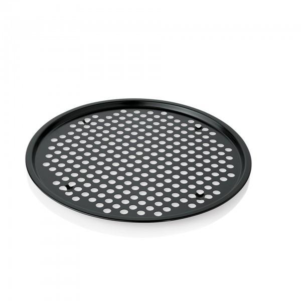 Pizzablech - Stahl - rund - PTFE Antihaftbeschichtung