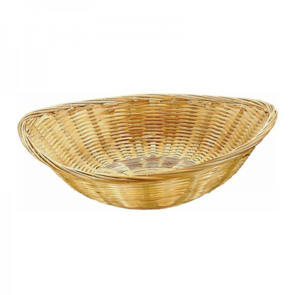 Bambus-Brotkorb, oval - unterschiedliche Größen
