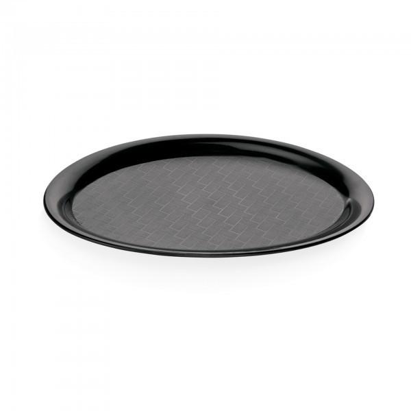 Tablett - Polypropylen - oval - rutschhemmend - extra preiswert