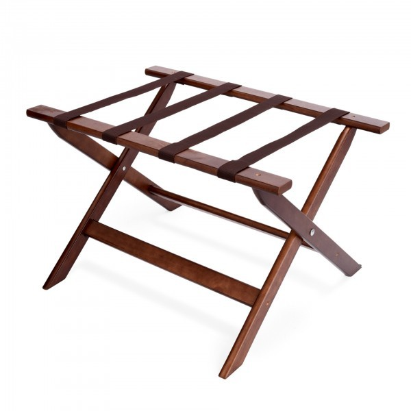 Kofferständer - Holz - zusammenklappbar