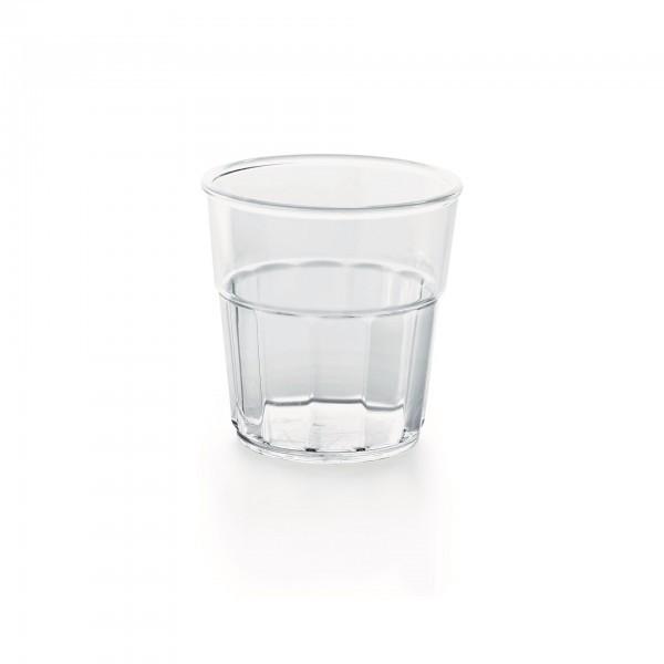 Becher - Polycarbonat - transparent